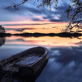 Today by Basri Ahmedov - Landscapes Sunsets & Sunrises