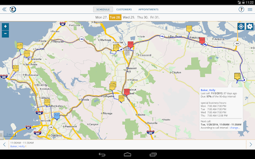 Sales rep route planner android apps on google play sales rep route planner screenshot thumbnail gumiabroncs Image collections