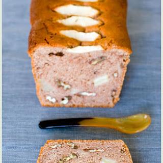 Apple Nutty Cinnamon Cake
