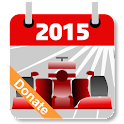 Racing Calendar 2015 DONATE icon
