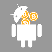 Bitcoin Theme GO Launcher EX