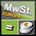 Mehrwertsteuer Europa Rechner icon