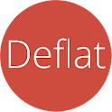 Deflat Icon Pack - Paid icon