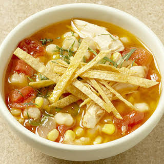 Southwestern Chicken Soup Hominy Recipes.