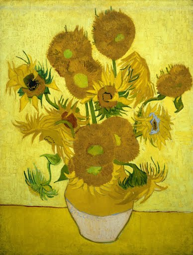Sunflowers - Vincent van Gogh - Google Arts & Culture