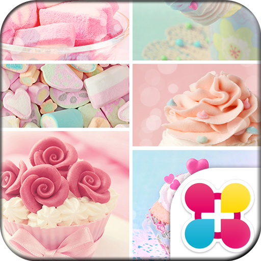 Cute Theme-Melty Sweets- Icon