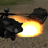 Attack Chopper Path Defence 3D