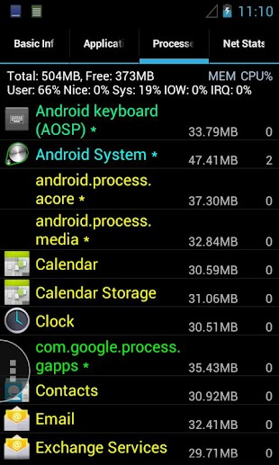 Quick System Info PRE- screenshot thumbnail