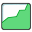 Small Stock Widget (1×1) logo
