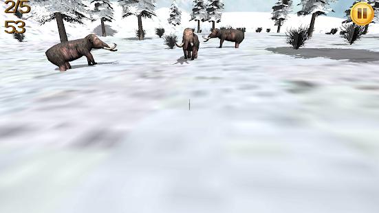 玩免費街機APP|下載冰河时代狩猎3D app不用錢|硬是要APP