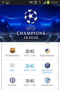 Champions League 2014-2015 - screenshot thumbnail