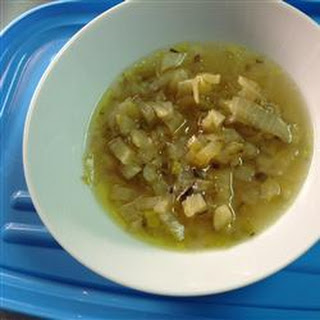 Fennel Soup II
