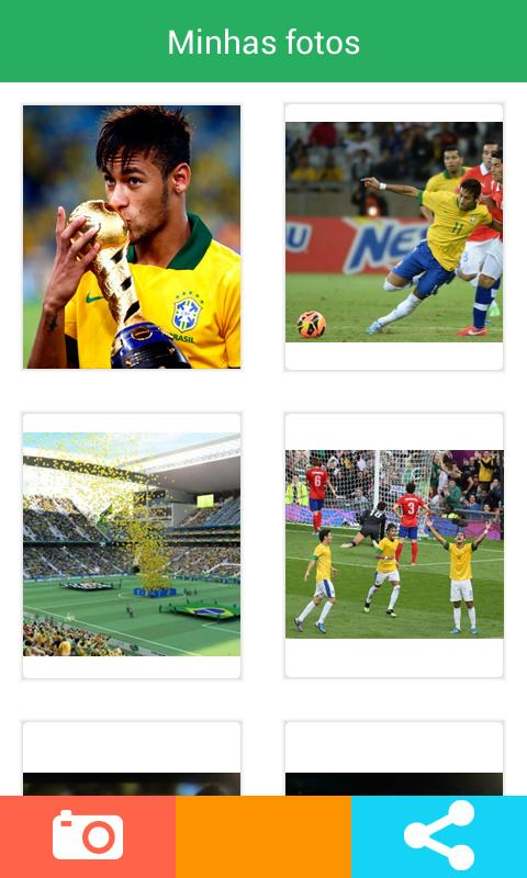 Cupgram 2014 photos /stickers- screenshot