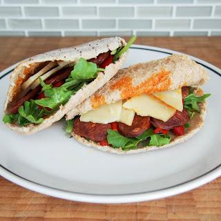Spanish Chorizo Sandwich Recipe