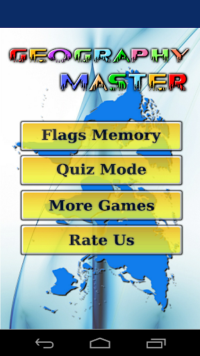記憶遊戲成人:地理