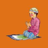 تعليم الوضوء والصلاة