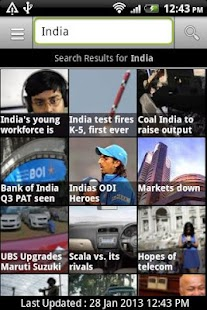 Rediff News- screenshot thumbnail
