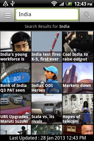 Rediff News- screenshot