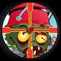 Zombie Sniper:School Defense icon