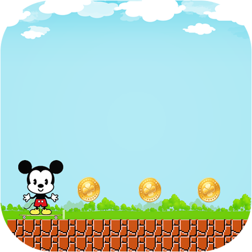 Mickey Skate Adventure LOGO-APP點子