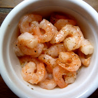 Garlic-Pepper Shrimp
