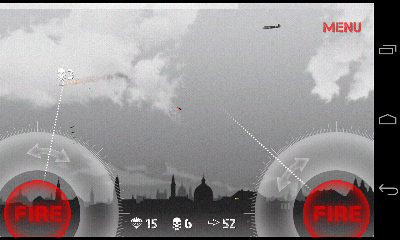 Air Defense Command- screenshot