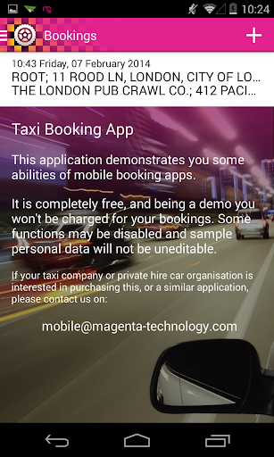 【免費交通運輸App】London Taxi & Minicab Booking-APP點子