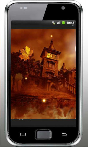 Halloween 2014 Scary House LWP