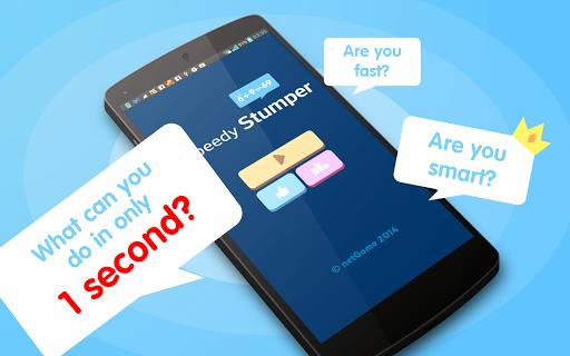 Speedy Stumper:Crazy Funy Quiz