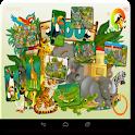 益智动物园儿童 icon