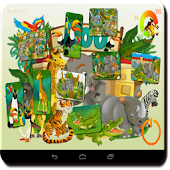 Puzzle ZOO for Kids
