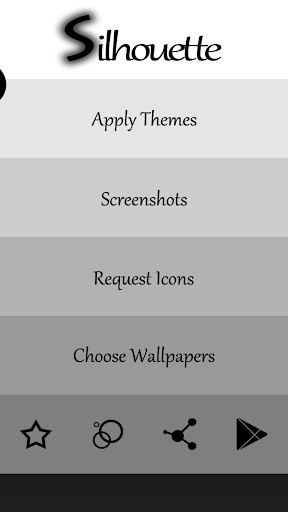 Silhouette Icon Pack