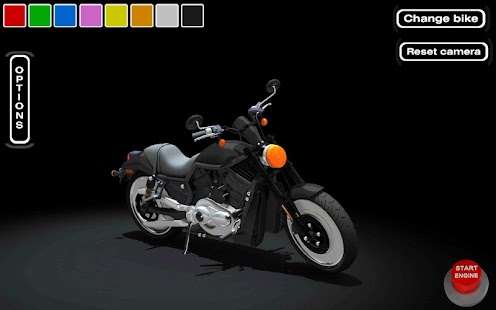 Moto Viewer 3D- screenshot thumbnail