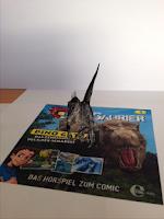 Screenshot of Dino-Gate Edel