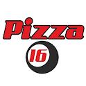 Pizza 16 online rendelés icon