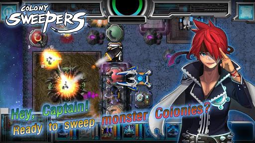 战略防御类游戏Colony Sweepers