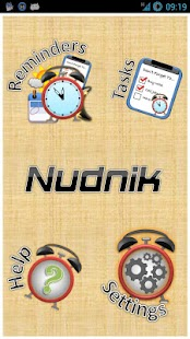 Nudnik Calendar Reminders- screenshot thumbnail