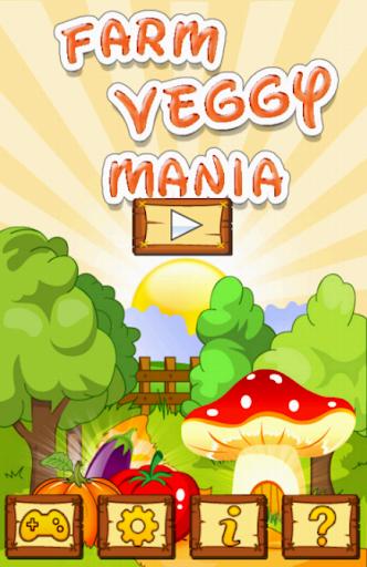 Farm Veggy Mania