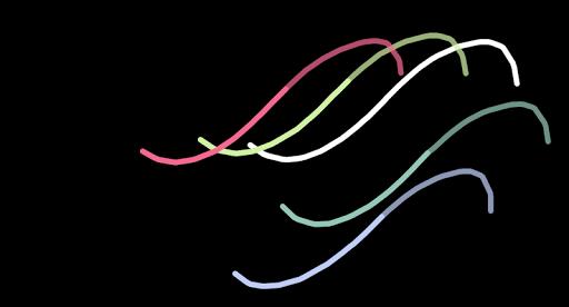 Aspectroid 1 - Ribbons