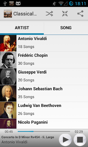 【免費音樂App】古典電台-APP點子