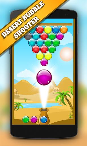 Desert Bubble ShootUp Free 1.0 screenshots 3