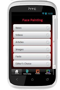 Face Painting - screenshot thumbnail