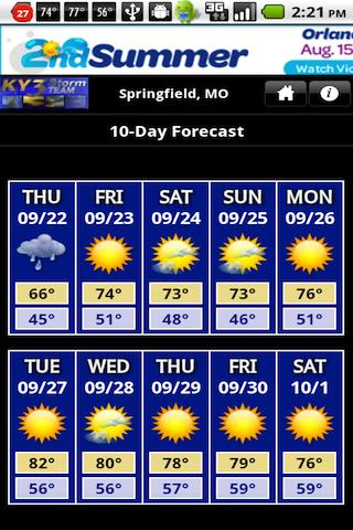 Download the KY3 Weather Android Apps On NoneSearch com