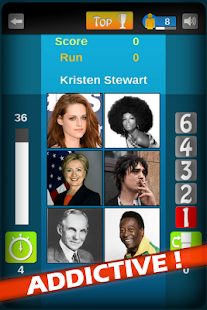 This is a Celebrity Quizz