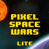 Pixel Space War LiveWallpaper