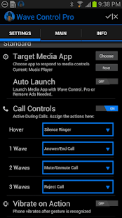 Wave Control Pro - screenshot thumbnail