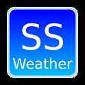 ss天気予報 new! logo