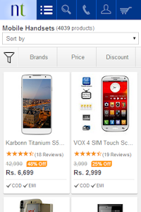 Naaptol: Shop Right Shop More screenshot 1