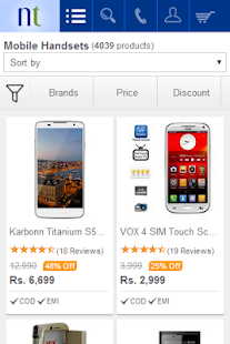 Naaptol: Shop Right Shop More- screenshot thumbnail