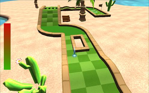 Minigolf Adventure HD